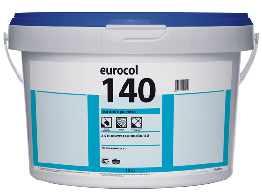 Клей Forbo Eurocol 140 Euromix PU Extra